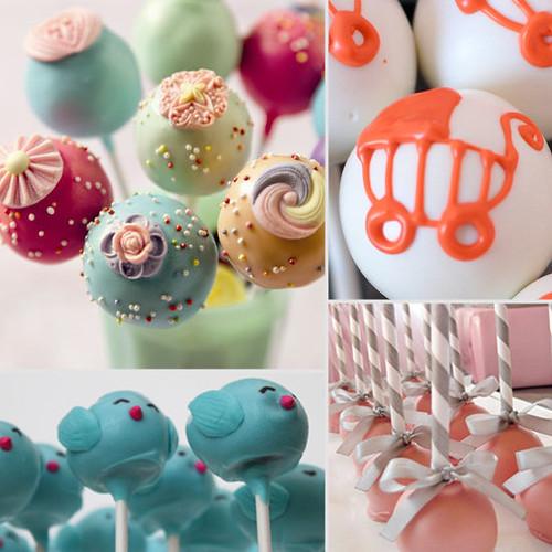 LilSugar s 20 Adorable Baby Shower Cake Pops ediTORIal ...