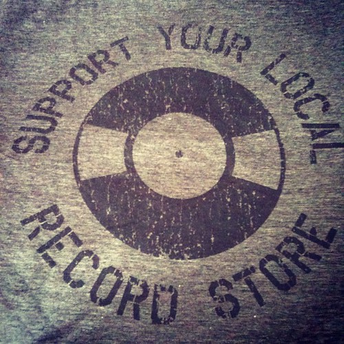 Support Your Local Record Store