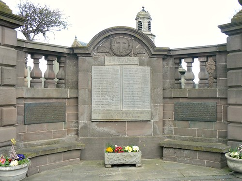 War Memorial, Elie, Fife