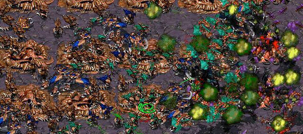 zerg rush [facilware]