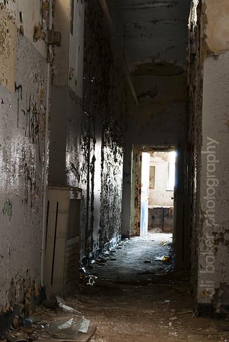 Worm Hole Corridor