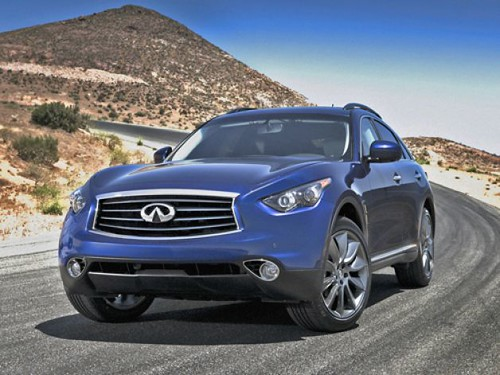 REVIEW: 2012 Infiniti FX50 Luxury Crossover