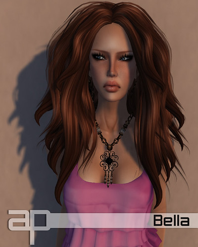 [Atro Patena] - Bella by MechuL Actor