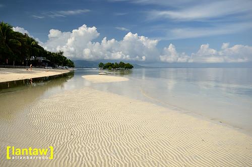 Sandugan Beach Lowtide