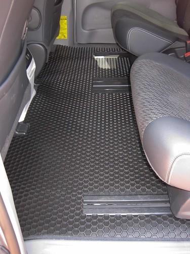 Replaced My Oem Floor Mats W Weathertech Floorliner And