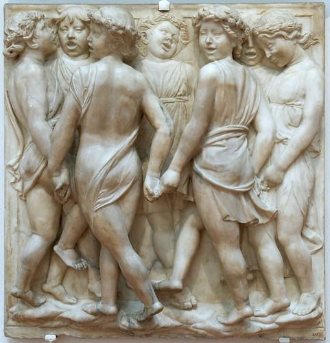 Cantoria di Luca Della Robbia - Opera del Duomo - Firenze