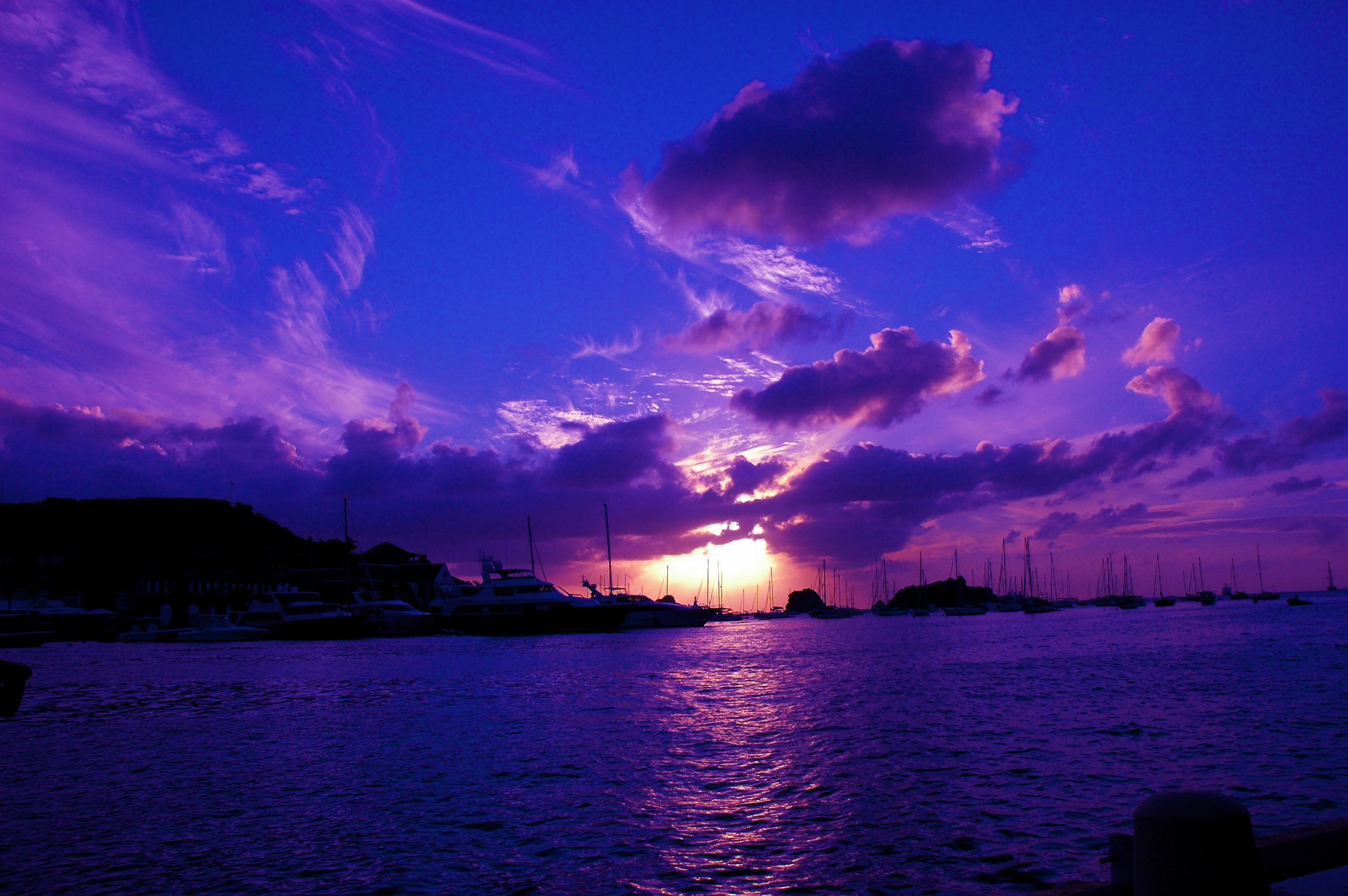 Best Island Beaches For Partying Mykonos St Barts: Elevation Of Saint-Barthélemy