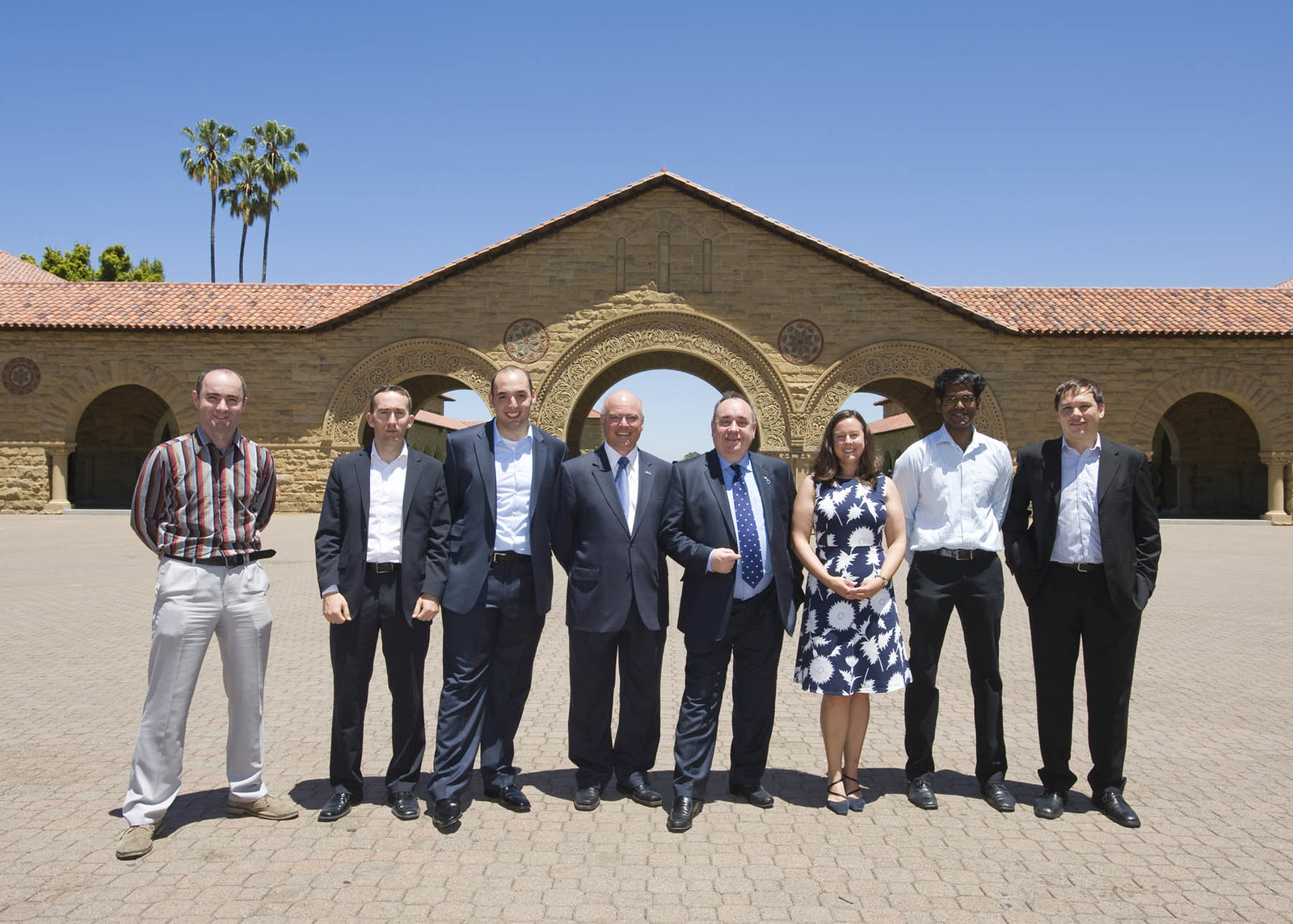 Stanford Canpus Tour