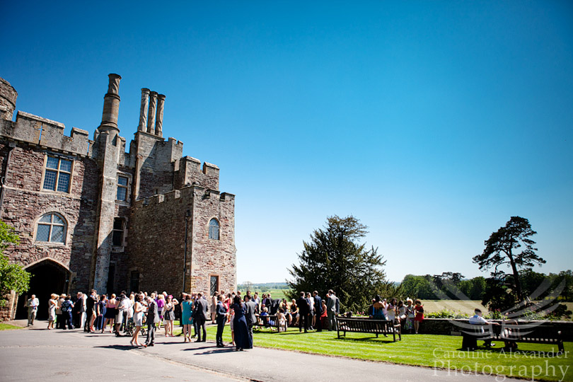 26 Berkeley Castle Wedding Photographer
