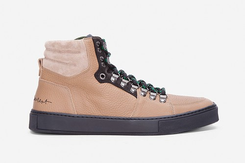 Yves Saint Laurent Malibu Hiking Sneakers by VLNSNYC