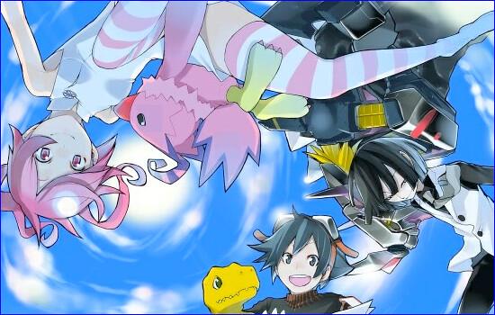 Divulgado Vídeo do Game Digimon World: Re: Digitize