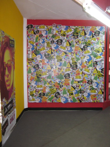 Nicholas Anglin Wall Mural