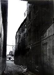 Frontón Beti-Jai en 1977 (COAM)