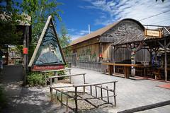 Site traditionnel huron Onhoüa chetek8e, Wendake