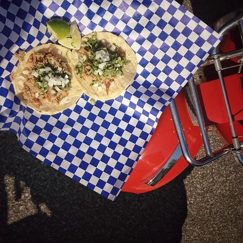 tacos & scoots
