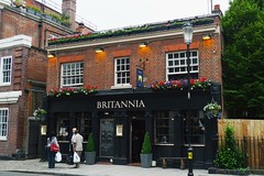 Picture of Britannia, W8 6UX