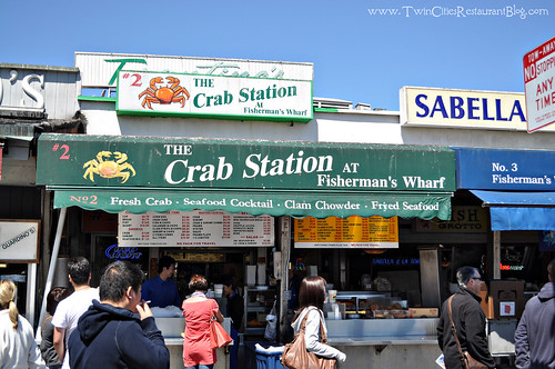 The Crab Station ~ San Francisco, CA