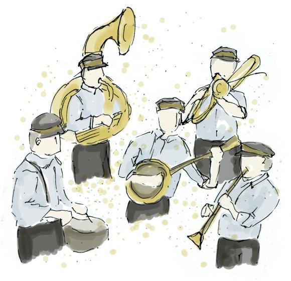 Swing Tonique Jazz Band