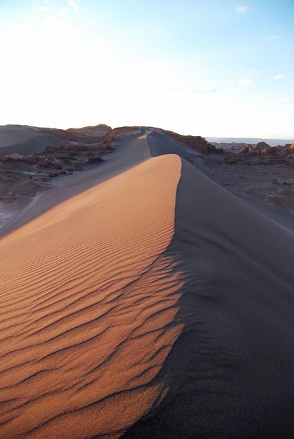 Linear Dune