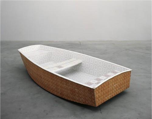 Joana Vasconcelos, Baro da Mariquinhas [Mariquinhas' Boat, 2002