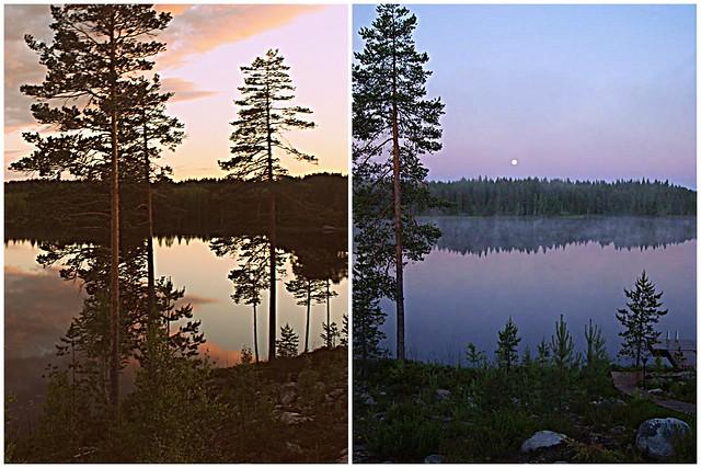 2012-7-3 Mökillä luokan kans1