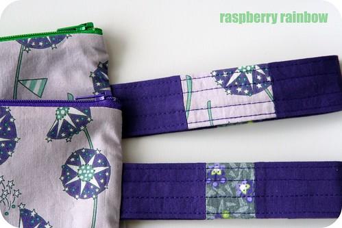 Purple Straps