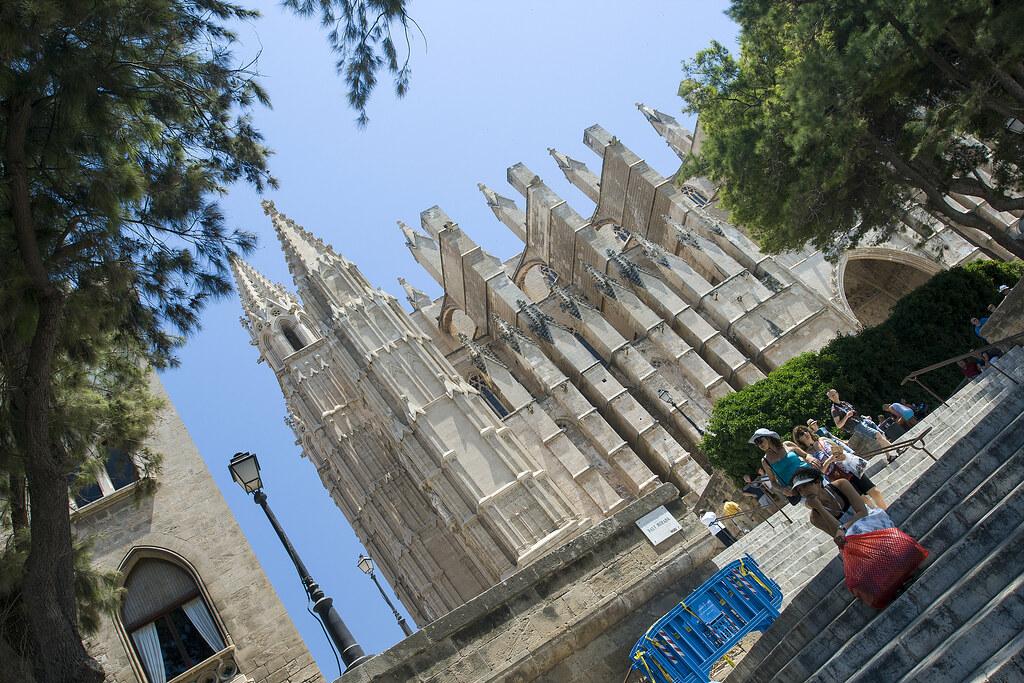 La Seu Cathedral  - Palma de Mallorca