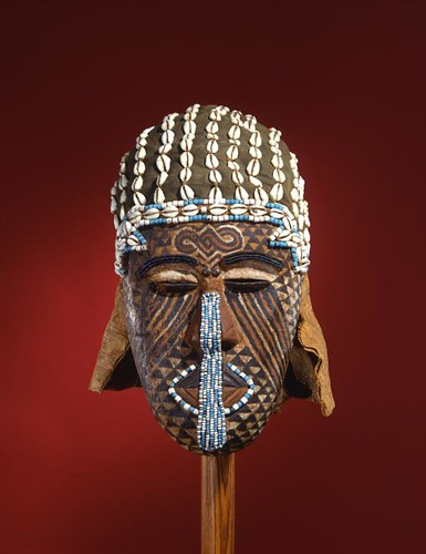 Bangongo Mask from the Congo