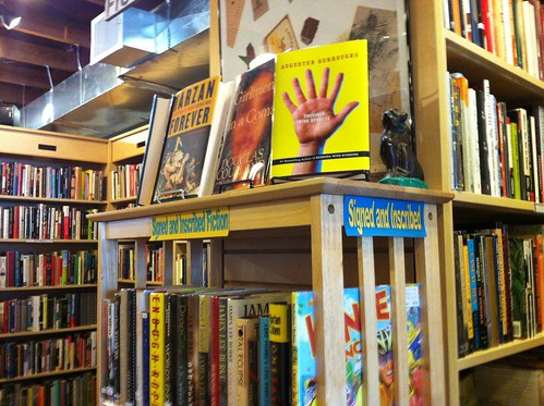 South Congress Books, Austin, Texas