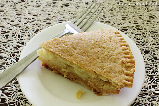 Slice of Buko Pie