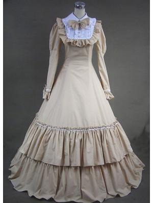 vintage gothic victorian dress