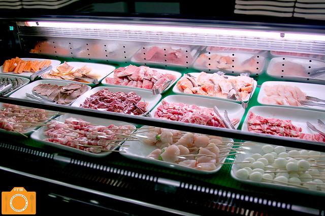 Sambokojin grill meats