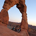 delicate arch by J Blough