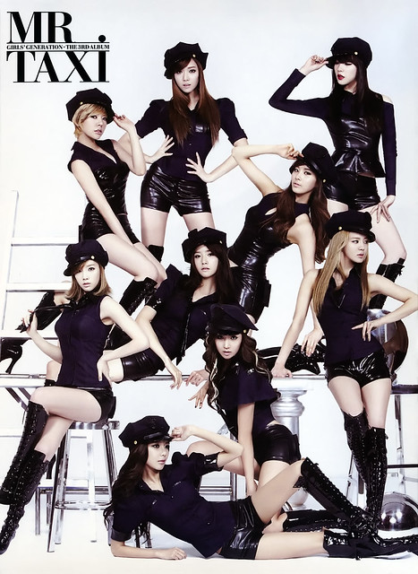 Girls Generation (SNSD)   Mr. Taxi (2011) (MP3 + FLAC) [Album Vol.3 Repackage]