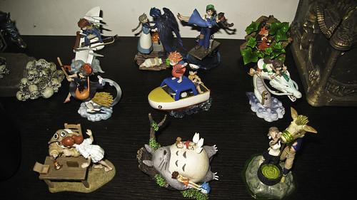 Colección Ghibli