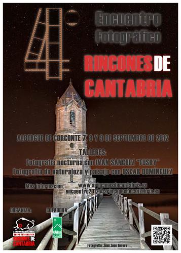 4º Encuentro Fotográfico Rincones de Cantabria