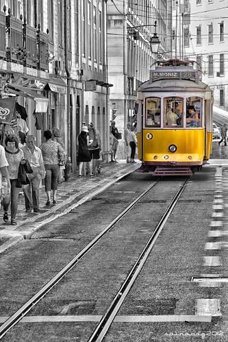 El 28, Lisboa by sairacaz