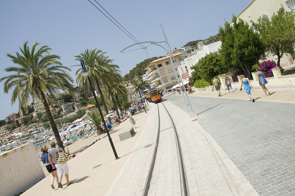 """Port Soller Tram  - Mallorca """"12"""