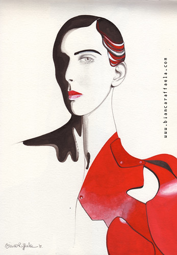 Fashion Illustration Nr. 42