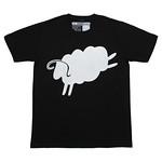 CAC-020 Big Cycle Sheep Tee Black