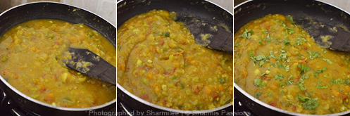 How to make pav bhaji - Step5