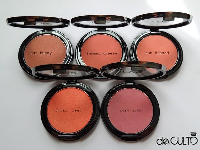 Rae Cosmetics mineral blush
