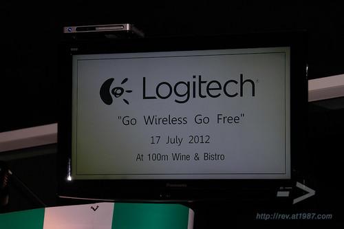 """Logitech """"Go Wireless Go Free"""""""