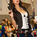 VAMPTRESS LeeAnna Vamp as the hottest Han Solo ever at Comic-Con SDCC 2012