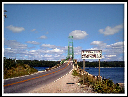 Bridge to Little Deer Isle