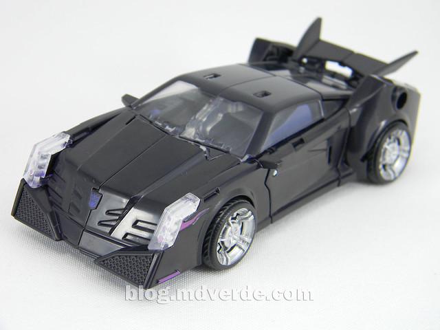 Transformers Vehicon Deluxe - Prime RID - modo alterno