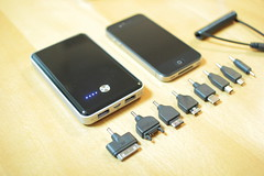 cheero PowerboxでiPadとiPhoneの充電環境を整える(モバイルバッテリー編)