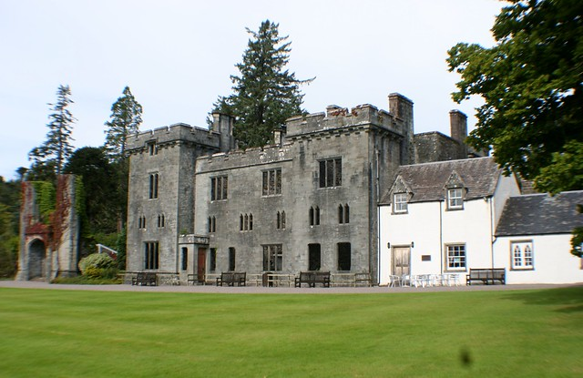 Armadale Castle, Skye, Scotland