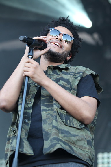 The Weeknd by Pat Beaudry