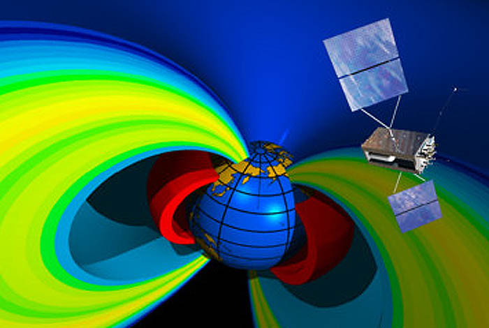 Scientists studying Earth's radiation belts have a new modeling tool called Dynamic Radiation Environment Assimilation Model (DREAM).